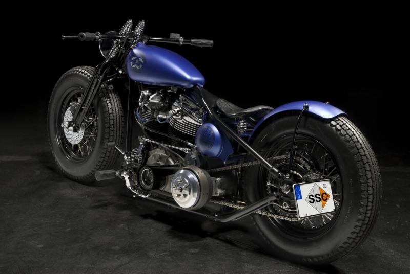 Hot Rod Harley >> SSCycle - Technic for Custom Bikes